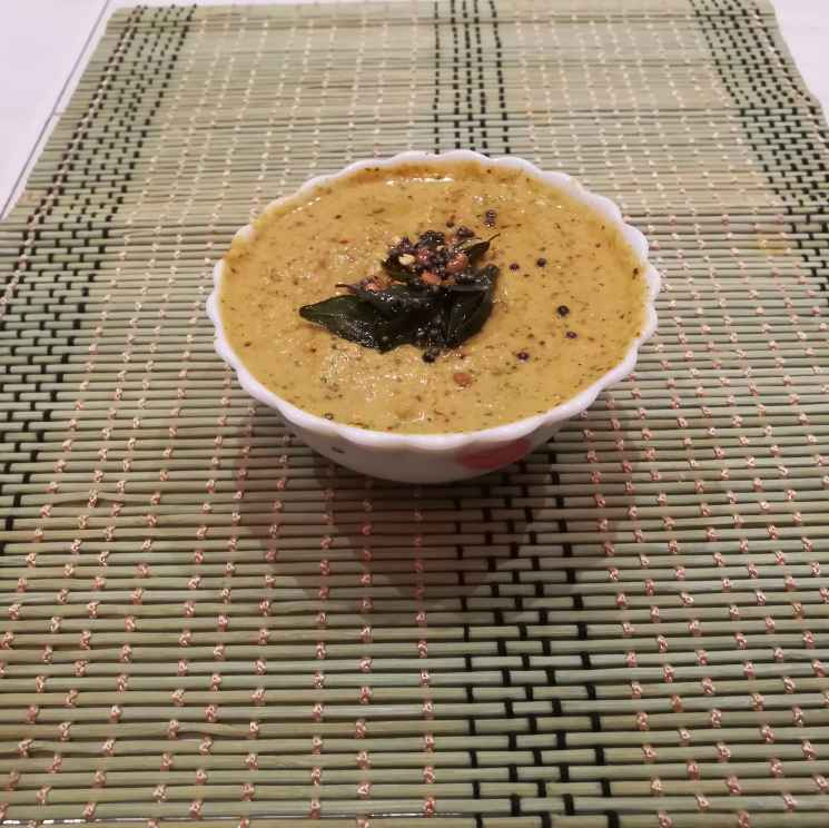 Photo of Kadalai paruppu chutney by Krishnasamy Vidya Valli at BetterButter