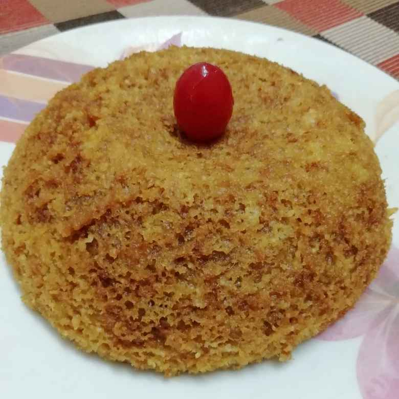 Photo of Mango Rava Cake by Andal Kannan at BetterButter