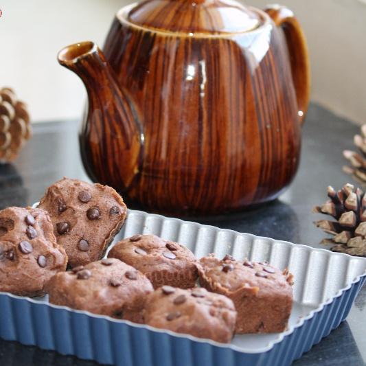 How to make Choco Chips Cupcake