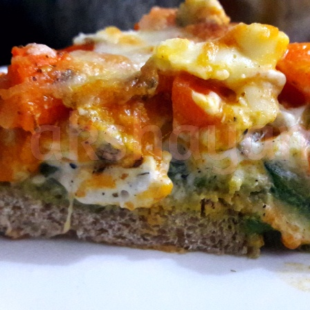 Photo of Cheesy Veg Casserole by Krithika Chandrasekaran at BetterButter