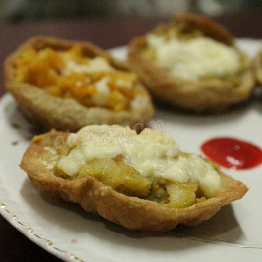Photo of Potato Tartlets by Krithika Chandrasekaran at BetterButter