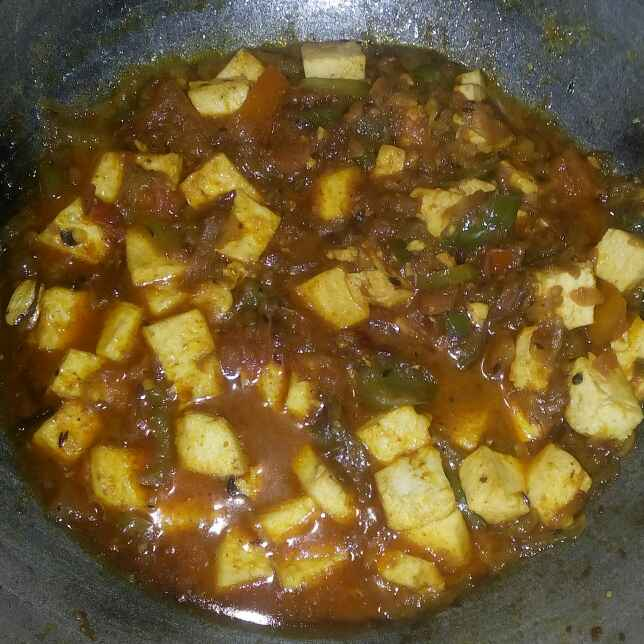 How to make Chilli paneer