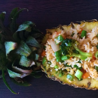 Photo of Tropical Fried Rice by Kriti Singhal at BetterButter