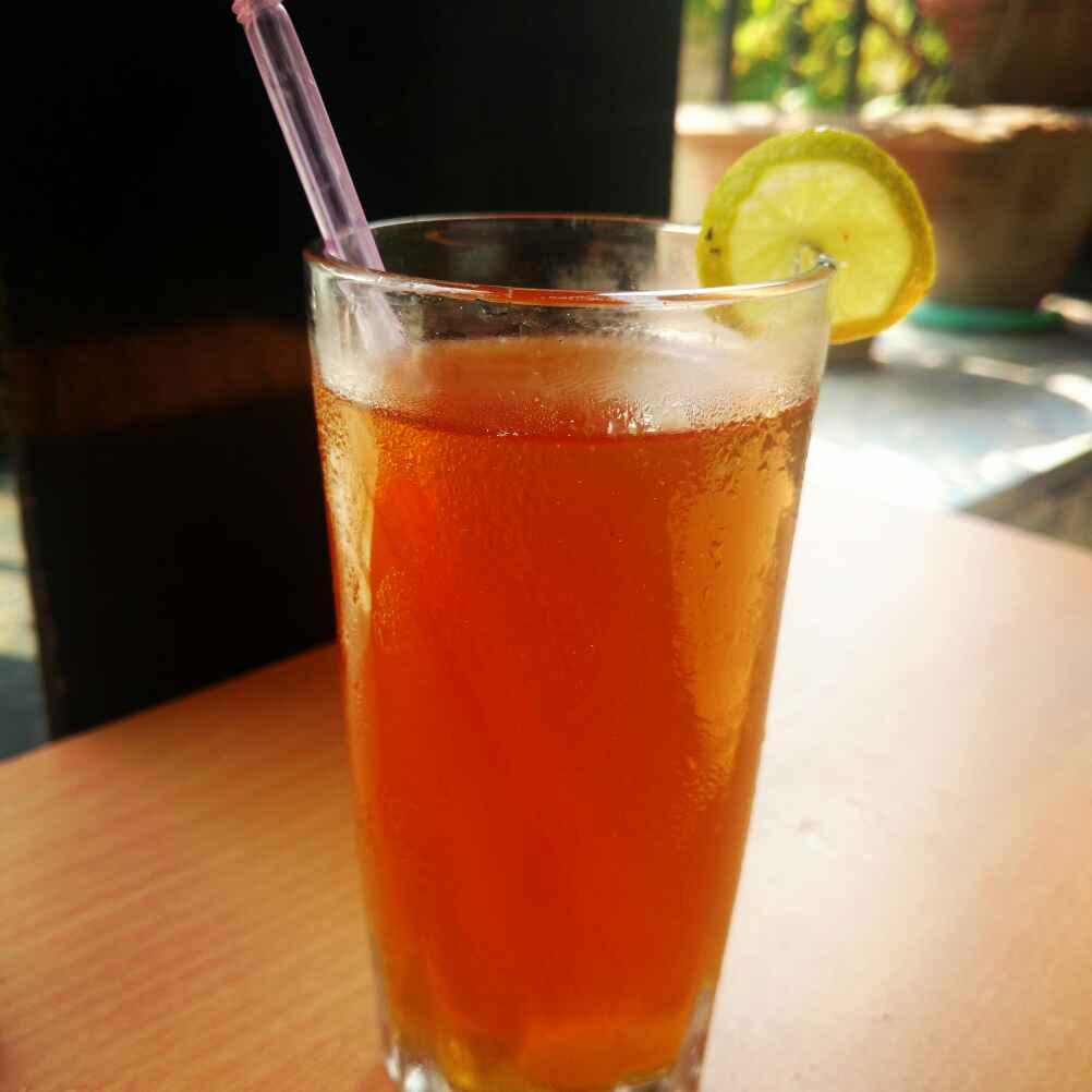 How to make Lemon Ice Tea