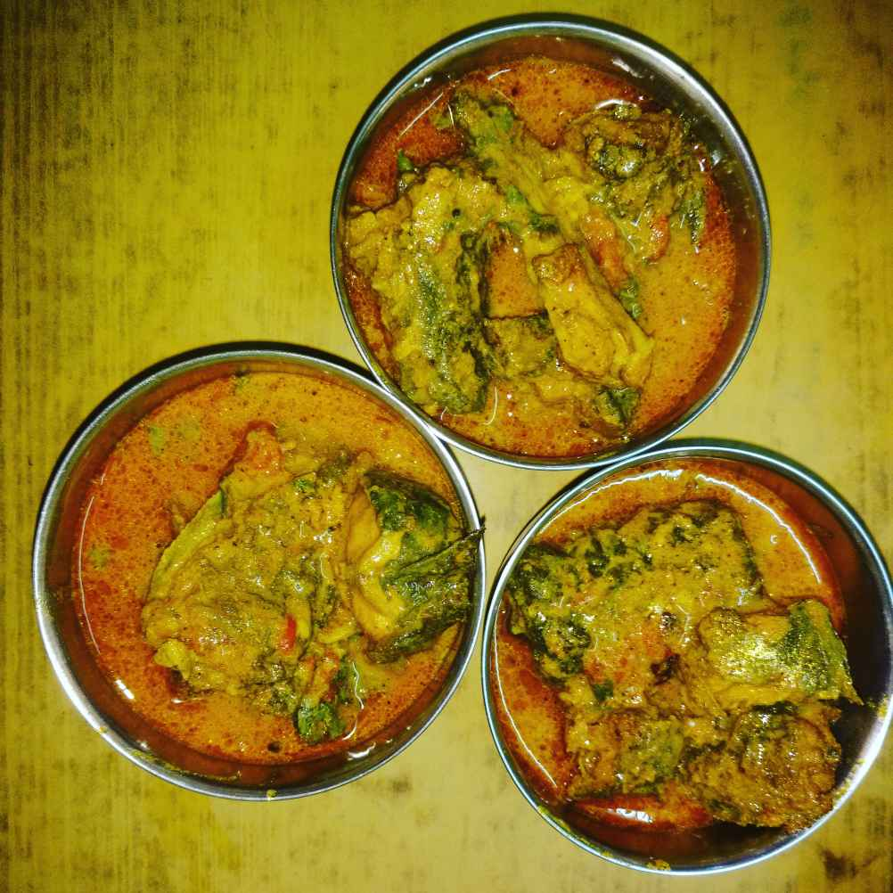 How to make Fish curry (kolkata style)