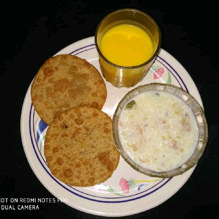 How to make Dal poori
