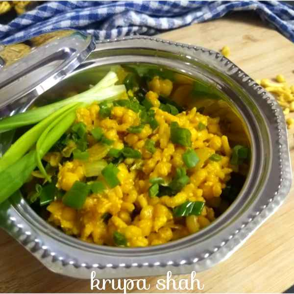 Photo of Instant boondi and sev's savoury sabji by Krupa Shah at BetterButter