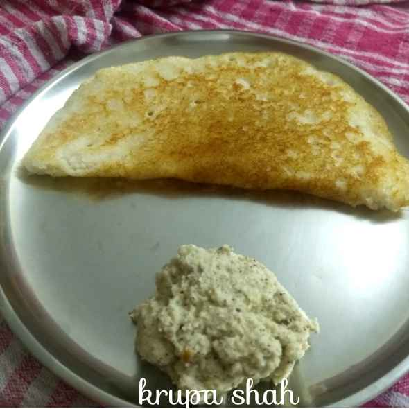 Photo of Paper Dosa And Chutney by Krupa Shah at BetterButter