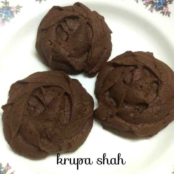 Photo of CHOCOLATE COOKIES by Krupa Shah at BetterButter
