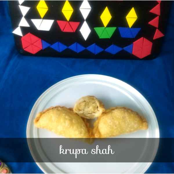 Photo of GHUGHARA MADE WITHOUT MAVA by Krupa Shah at BetterButter