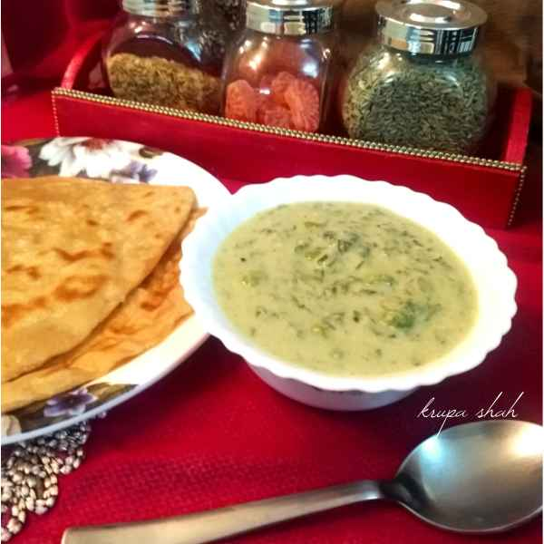 Photo of Restaurant style methi mutter malai by Krupa Shah at BetterButter