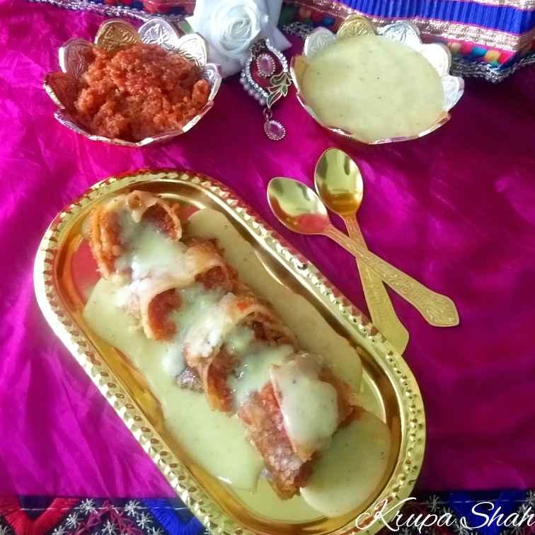 Photo of Gajrela raulade anokhe custard ke sath by Krupa Shah at BetterButter