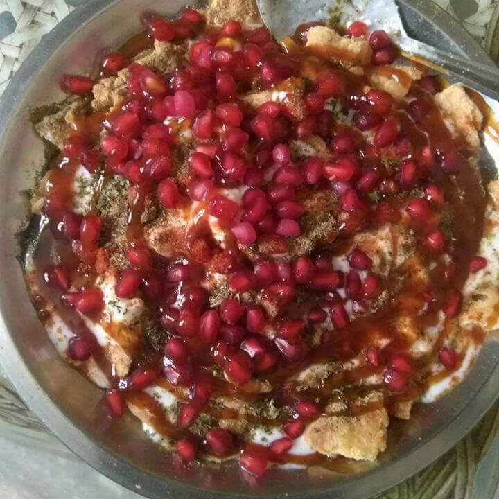 Photo of Besan papdi chaat by Kuldeep Kaur Arora at BetterButter