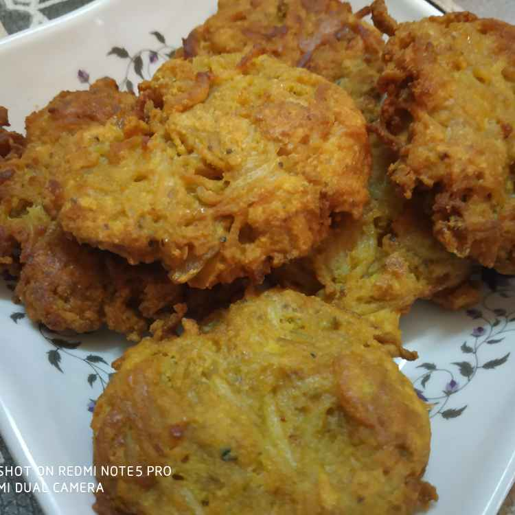 How to make Maggi Fritters