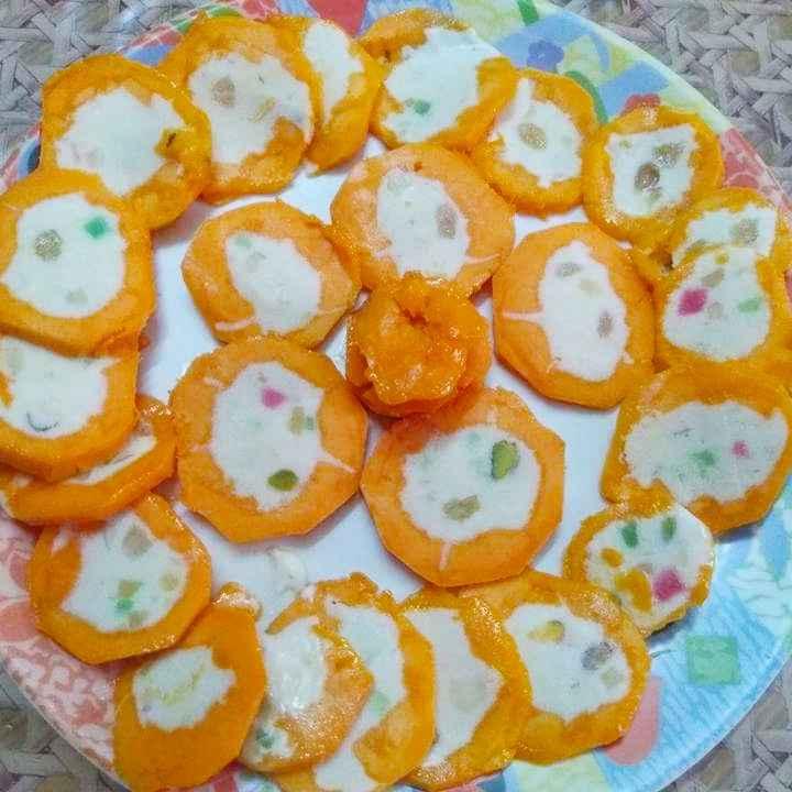 Photo of Mango Mawa Kulfi by Kuldeep Kaur Arora at BetterButter
