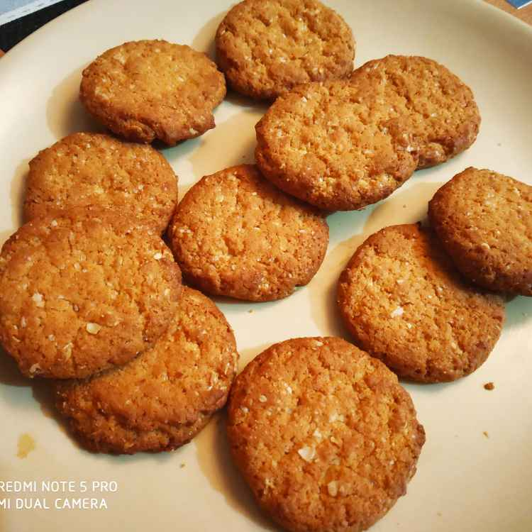 How to make Oats nuts Cookies