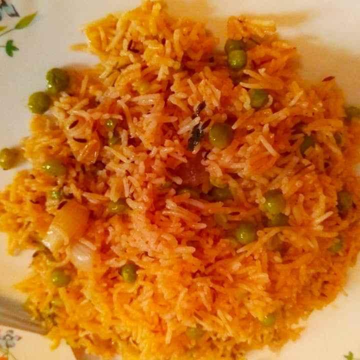 Photo of Peas Pulao by Kuldeep Kaur Arora at BetterButter