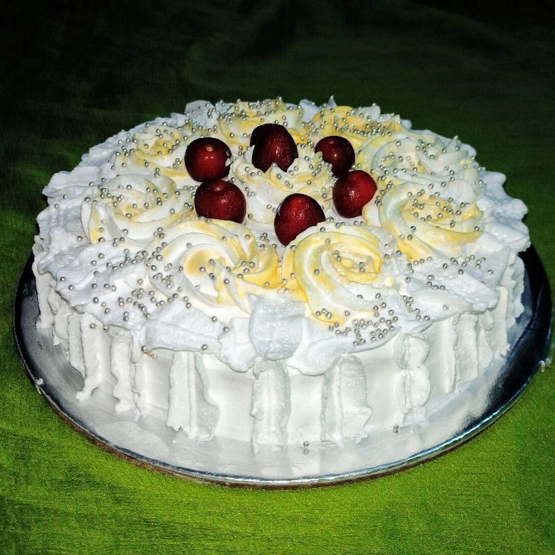 How to make Mango Whipped Cream Cake