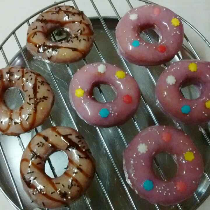 Photo of Baked Doughnuts by Kumuda Elavazhagan at BetterButter