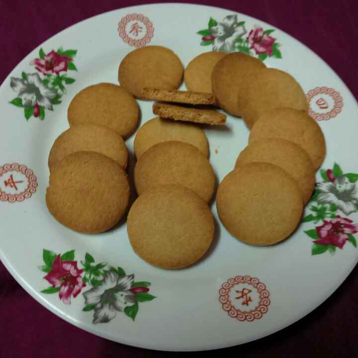Photo of Wheat Butter Biscuits by Kumuda Elavazhagan at BetterButter