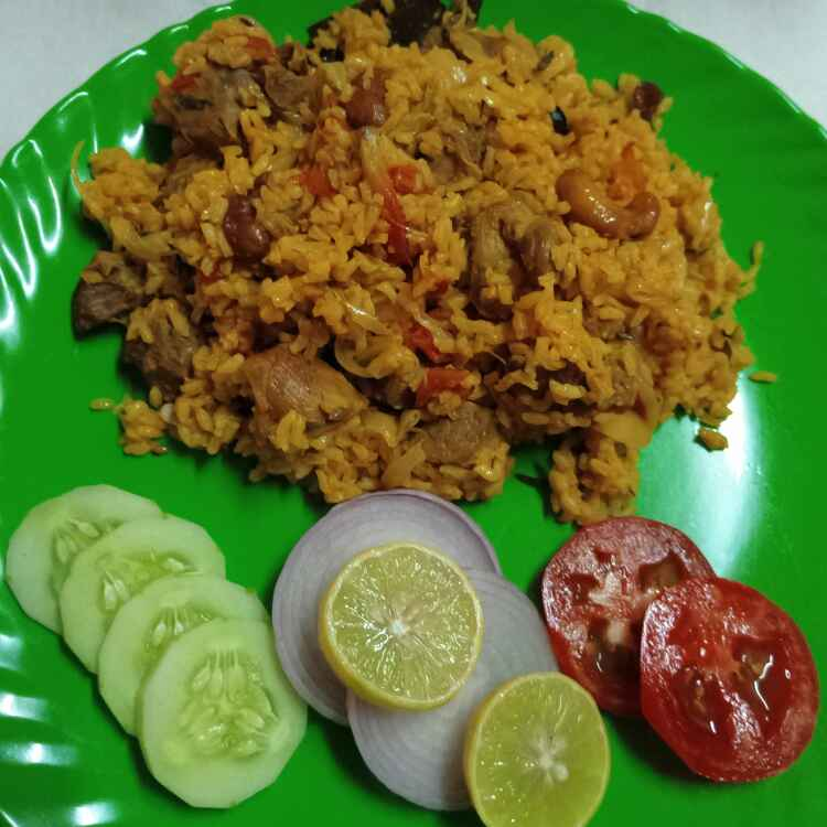 Photo of Mutton Biryani by Kumuda Elavazhagan at BetterButter