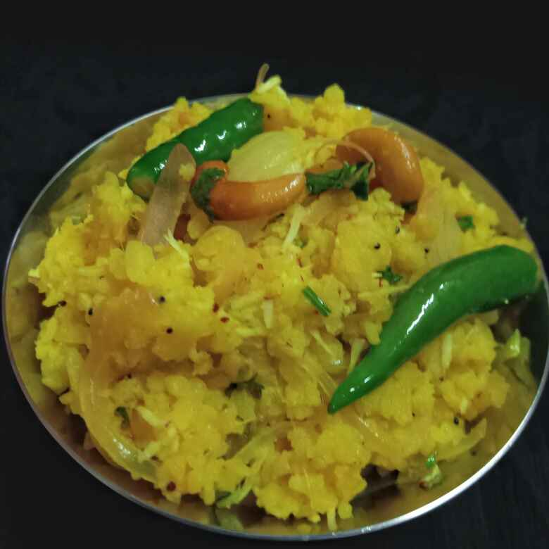 Photo of Lemon Aval ( Poha) by Kumuda Elavazhagan at BetterButter