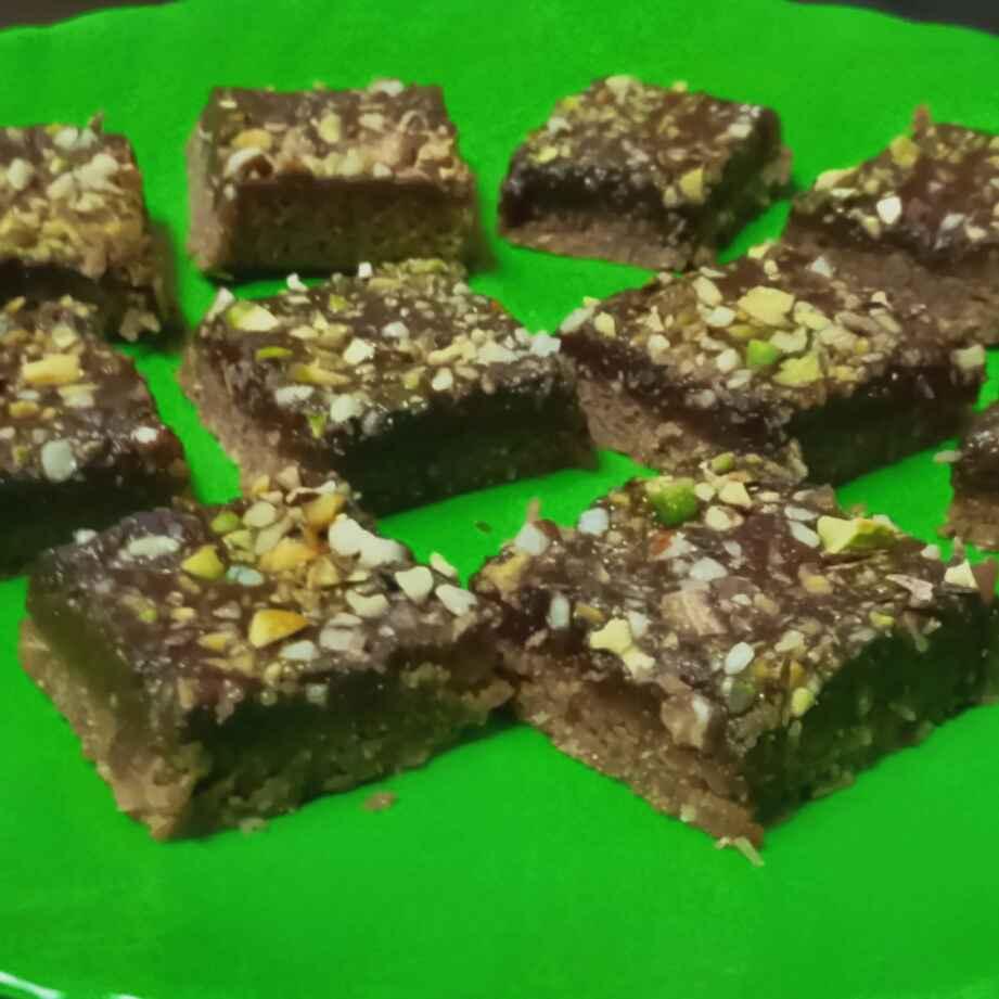 How to make Chocolate Coconut Slice
