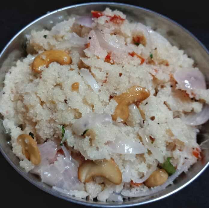 How to make Rava Upma
