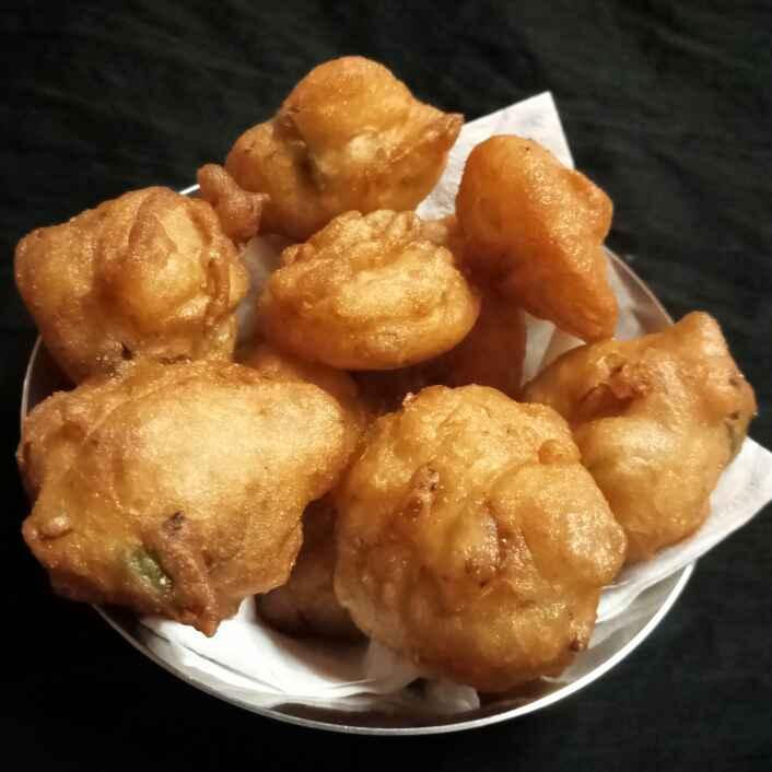 How to make Mangalore Bonda