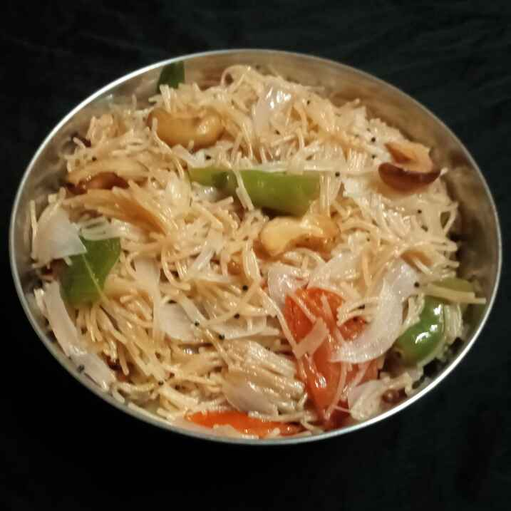 How to make Semiya(Vermicelli) Upma