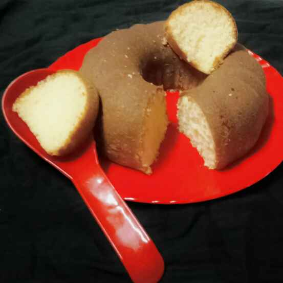 Photo of Vanilla Pound Cake. by Kumuda Elavazhagan at BetterButter