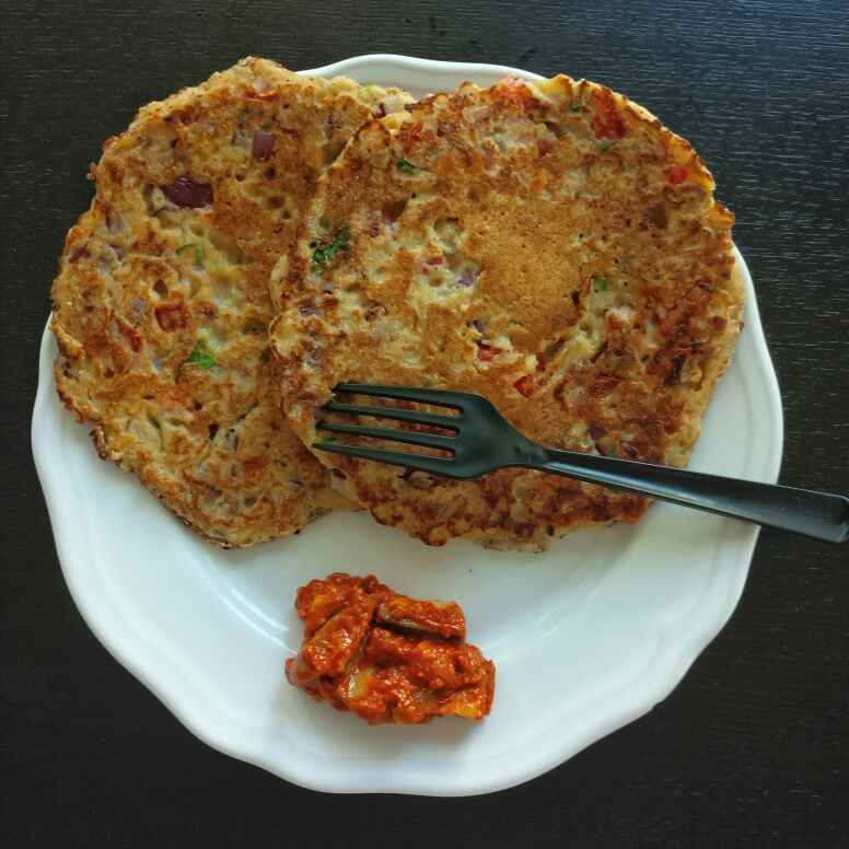 Photo of Bread Semolina Dosa by Kumuda Elavazhagan at BetterButter
