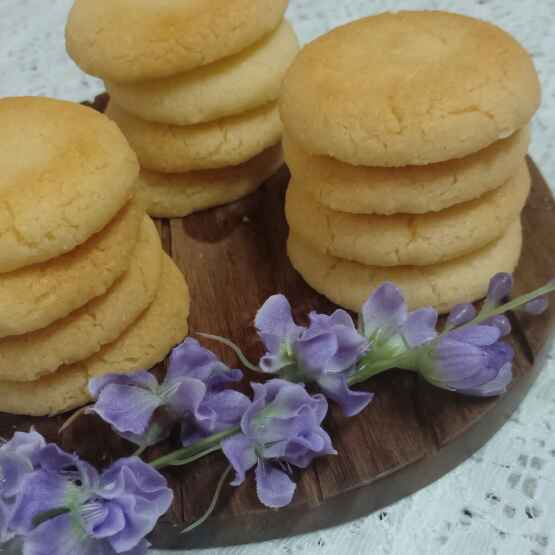 How to make Ghee Butter Biscuits