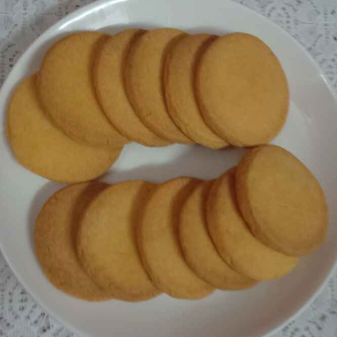 How to make Teatime Butter Biscuit