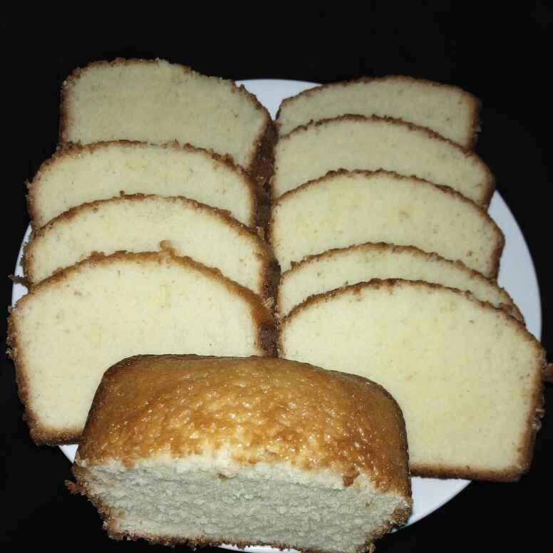 How to make Vanilla Loaf Cake
