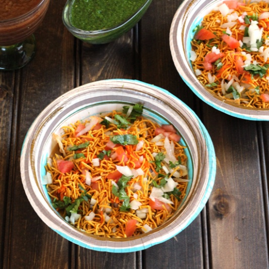 Photo of Masala Puri by Kushi's Kitchen at BetterButter