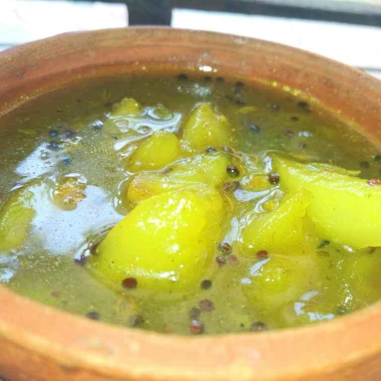 Photo of Raw Mango Chatni by Keya Deb at BetterButter