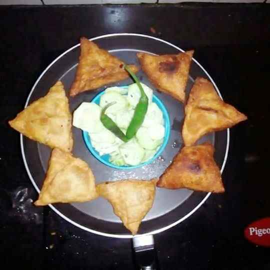 How to make সিঙ্গারা