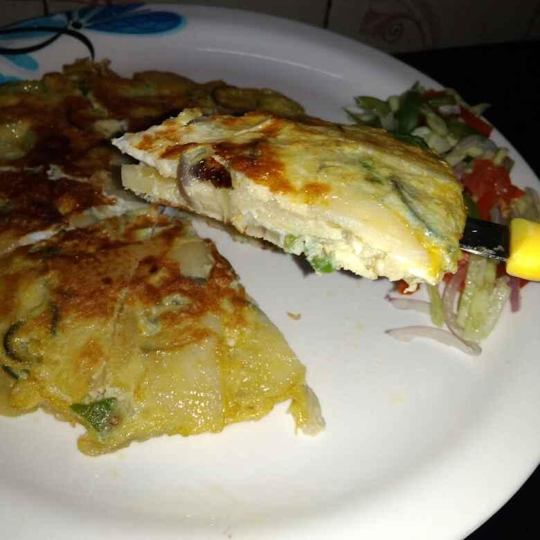 Photo of Sapnish Omelette by Keya Deb at BetterButter