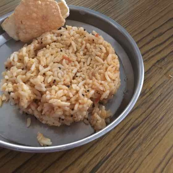 Photo of onion rice by Laksh Bala at BetterButter
