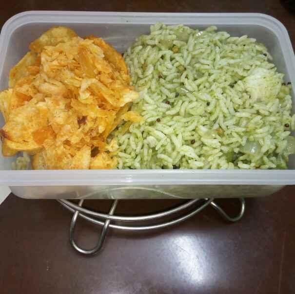 Photo of Ginger coriander rice by Lakshmi Bala at BetterButter