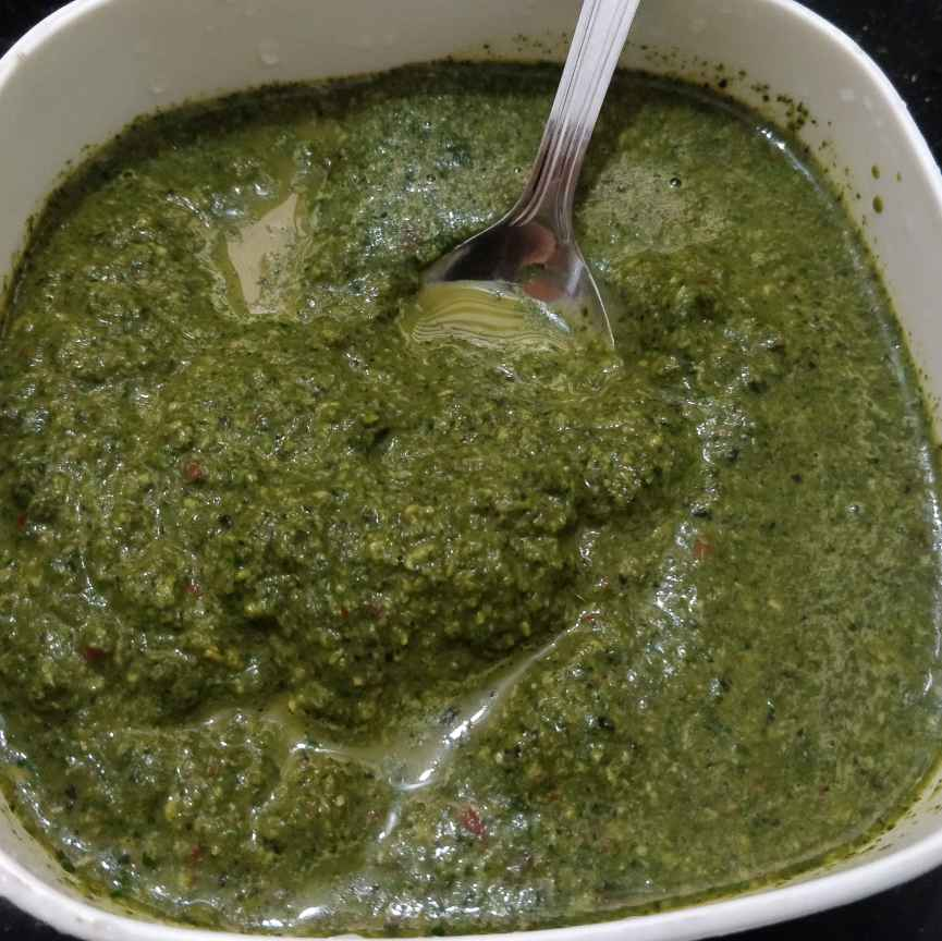 Photo of Mint and coriander chutney by Lakshmi Bala at BetterButter