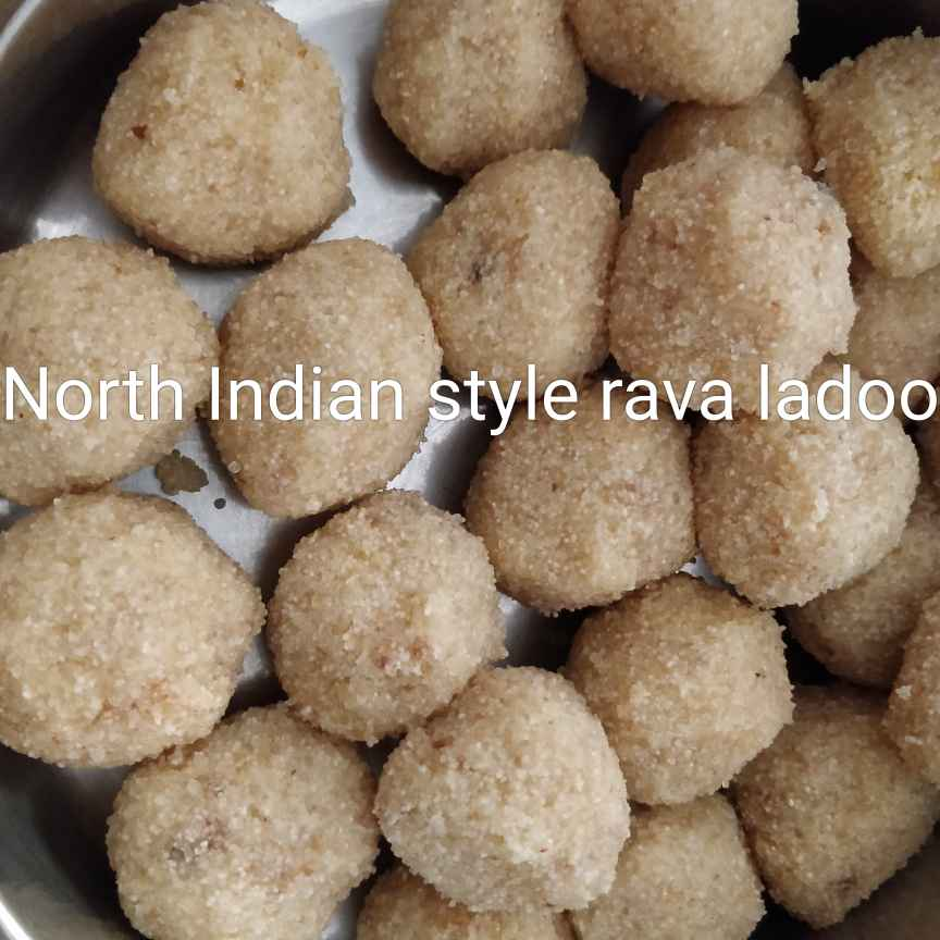 Photo of Ravaa ladoo by Lakshmi Bala at BetterButter