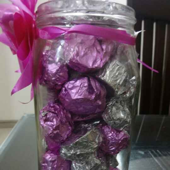Photo of Tempting Homemade chocolate by Lakshmi Kantham at BetterButter