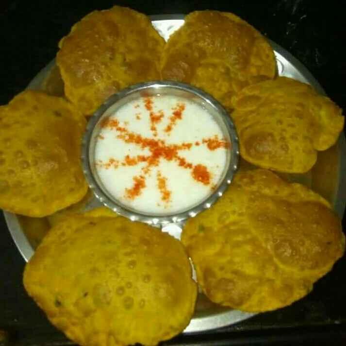 How to make Masala puri