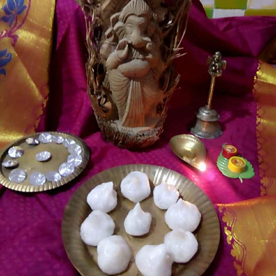 Photo of Coconut puranam modakkam by Lakshmi Rajnikanth at BetterButter