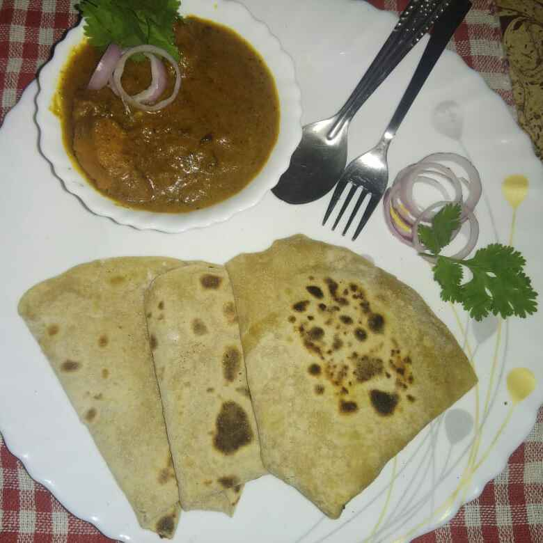 Photo of Spicy fry chicken gravy by Lalitha Ananth at BetterButter