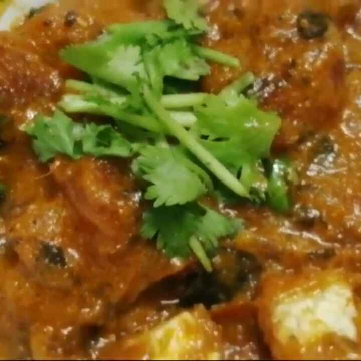 Photo of Restaurant style paneer masala by Lalitha Ananth at BetterButter