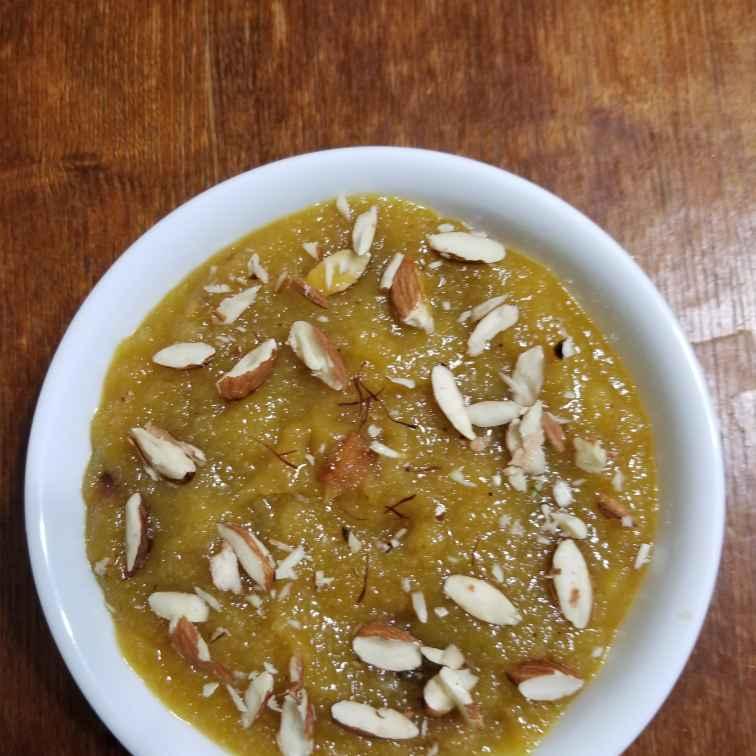 Photo of Mango ravva kesari by Lalitha Kandala at BetterButter