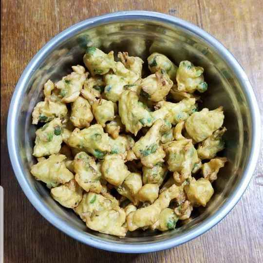 Photo of Spinach fritters by Lalitha Kandala at BetterButter